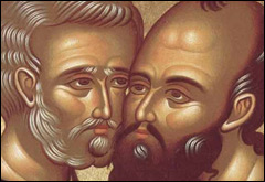 Feast Day of Saint Peter and Saint Paul